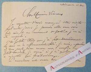 Charles-Amable-LENOIR-peintre-ne-Chatelaillon-petit-Boudah-Carte-lettre-L-A-S