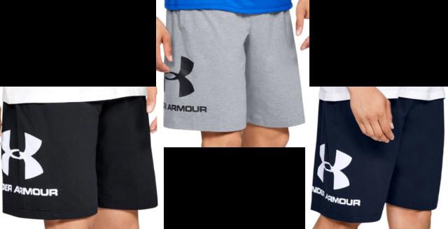 "NWT Under Armour Mens UA Baseline 10/"" Basketball Shorts Size 2XL//XL//Large"