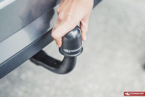 Für Renault Kangoo II W FL ab 13 Anhängerkupplung starr+E-Satz 13p spez