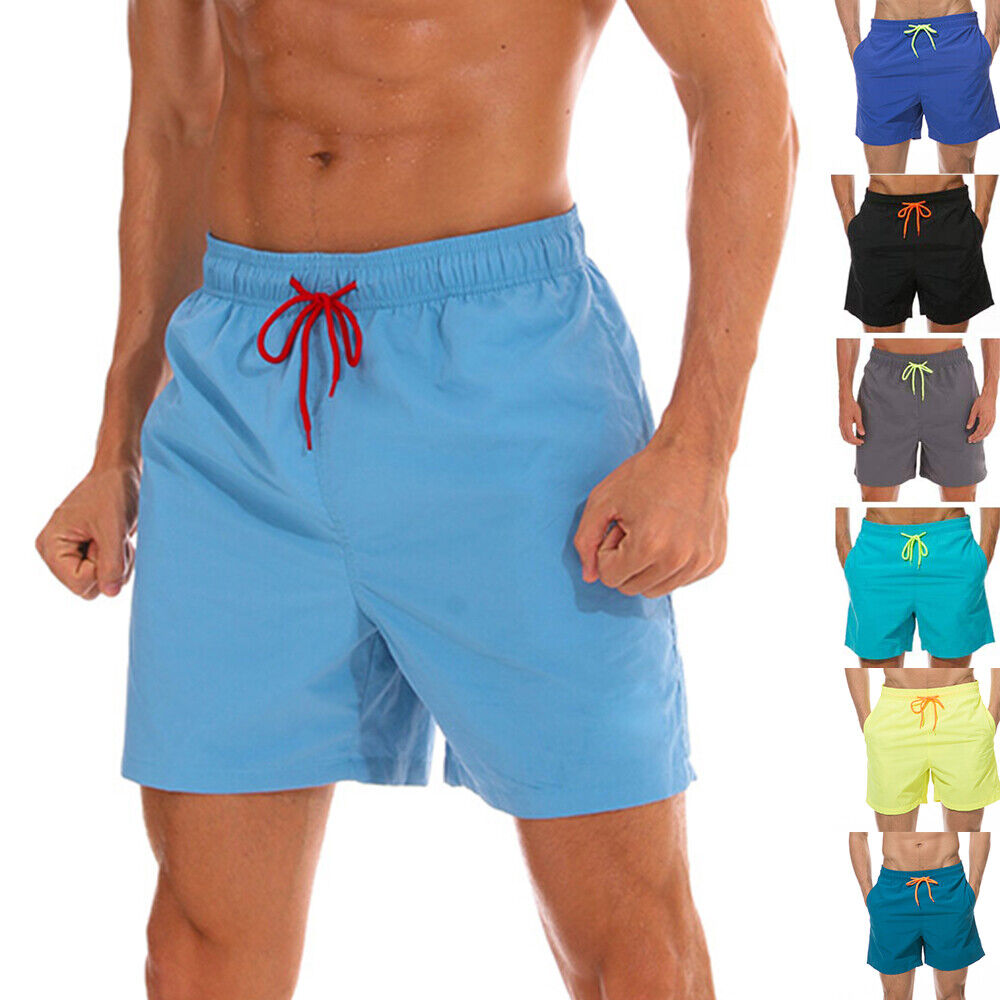 WWT Koi Fish Mens Quick Dry Beach Board Short with Mesh Lining//Side Pockets