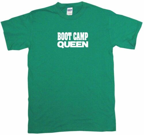 Boot Camp Queen Womens Tee Shirt Pick Size Color Petite Regular