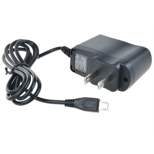 1A 5V AC Wall Charger Power Adapter Cord for Kurio 7s Kids Family Android Tablet