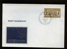 DDR 1980 Interparliamentary Conference FDC