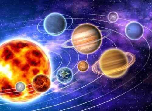 Wall Mural Space Solar System Large Repositionable Vinyl Interior Art Decor
