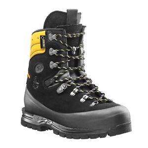 39-47 Schuhe & Stiefel Haix Protector Alpin Schnittschutzstiefel Forststiefel GrÖße WÄhlbar Gr Arbeitskleidung & -schutz