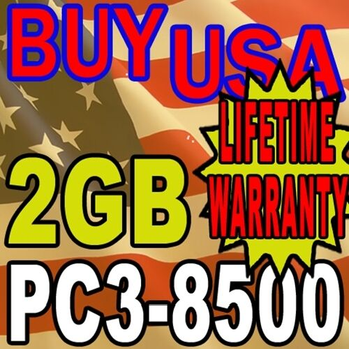 2GB Fujitsu LIFEBOOK A6220 E8420 N7010 S6420 S6520 S7220 T2020 Memory RAM