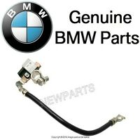 Bmw E83 E90 E91 E92 E93 325i M3 Battery Cable + Adapter Lead Genuine on Sale