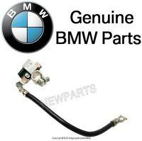 Bmw E83 E90 E91 E92 E93 325i M3 Battery Cable + Adapter Lead Genuine on sale