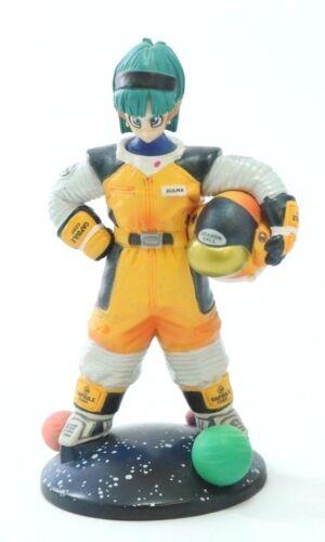 "Dragon Ball capsule Bulma Astronauts Figure  Authentic 3.5/"" MegaHouse Japan"