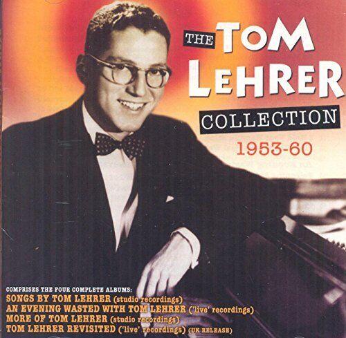 Tom Lehrer - The Tom Lehrer Collection 1953-60 [CD]