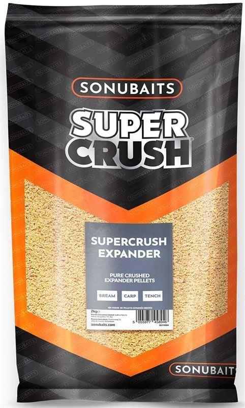 Sonubaits Supercrush Expander Groundbait 10kg