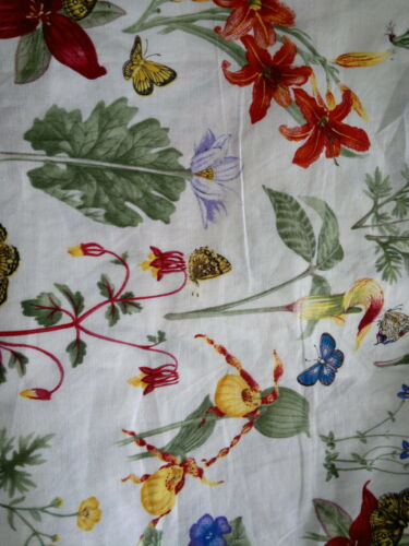 Brand New Floral Print Fabric