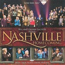 GAITHER GOSPEL SERIES Nashville Homecoming 2009 CD BUY 4=5TH 1 FREE