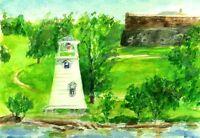 Fort Washington Maryland Potomac River Notecards