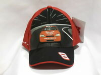 Dale Earnhardt Jr. 8 Budweiser Boy's Hat By Chase Authentics With Tags