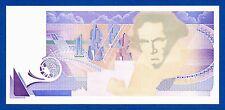De La Rue Giori S.A. Varinota Beethoven Color Trial - Specimen Test Note UNC