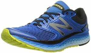 pas mal 213db 8adb9 Details about Men's New Balance M1080BY7 Running Shoes - Blue Yellow - BEST  SELLER!