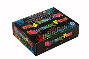 MYSTICAL-FIRE-50-pkts-Camping-Novelty-Fun-Coloured-Magical-Campfire-Flames