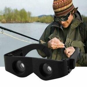 Portable-Glasses-Style-Telescope-Magnifier-Binoculars-For-Fishing-Hiking-Fa-F9X9