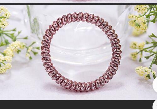 UKHOT womenLarge wave knitting colourful Hairband Bobble hair ring ponybands x3