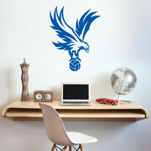 Crystal Palace Football Club \'Eagle Crest\' Wall Sticker Mural ...