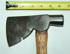 Vintage Carpenters Hatchet 1 Lb 9 Oz Hatchet H H Co