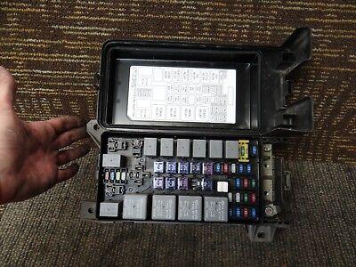 07 08 09 kia sorento fuse box relay junction block panel oem 911613e081 ebay  08 kia sorento fuse box #12