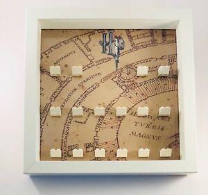 Figurine-Display-Case-Frame-LEGO-Harry-Potter-carte-minifigs-Mini-Figures