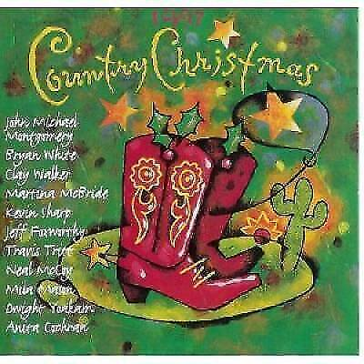 1997 Country Christmas Cd Target Dwight Yoakam Jeff Foxworthy Travis Tritt For Sale Online Ebay