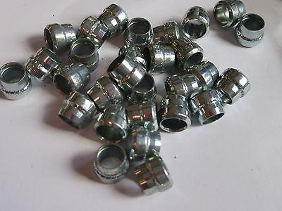 Pack of 4 - 6mm Hydraulic Progressive Ring Olive Compression Ferrule #26A80