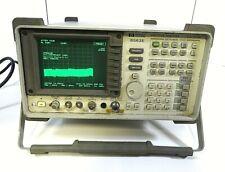 Hp 8563e Spectrum Analyzer Opt J3 9 Khz 265 Ghz Free Shipping