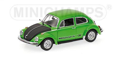 Minichamps 430055115 VOLKSWAGEN 1303 - ′WORLD CUP 1974′ - 1 43 in