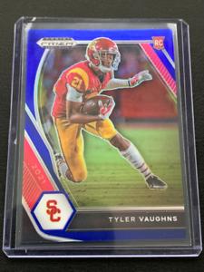 Tyler Vaughns - 2021 Panini Prizm Draft Picks - Blue Prizm /199