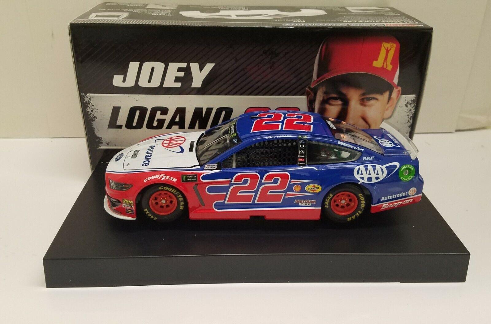 2019 Joey Logano  22 AAA Insurance 1 24 HO - Door   022