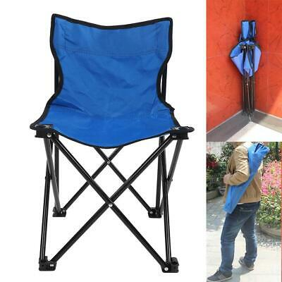 Heavy Duty Folding Camp Chair Outdoor Portable Seat 600d