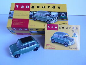 Vanguards-VA02531-Morris-Mini-Cooper-S-Sir-Paul-McCartney-Die-Cast-Model-Boxed