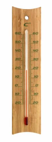 TFA 12.1049 interno-esterno-Termometro bambù bl-12tfa