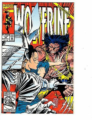 Bronze Age (1970-83) 3 Wolverine Marvel Comic Books # 56 57 58 X-men Jubilee Larry Hama Silvestri Wm1 Clear-Cut Texture Comics