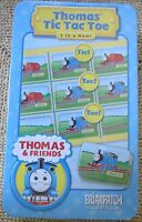 Thomas & Friends Tic Tac Toe Preschool Ages 4+ Game 3 In Row Briarpatch