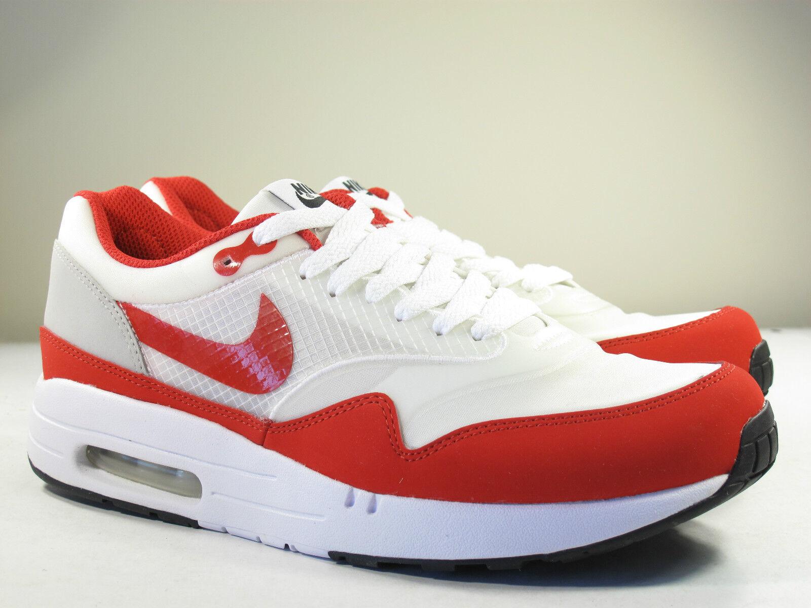 Ds Nike 2009 Air Maxim Sport Rojo De Gamuza 7.5 Max 90 1 180 95 Safari Supremo atmos