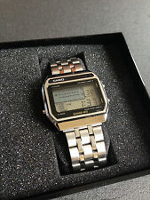Casio Game-20 GM-20 vintage LCD Armbanduhr 80er 80´s watch clock