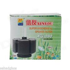 AQUARIUM FISH TANK XINYOU XY-280 SUPER BIOCHEMICAL SPONGE FILTER