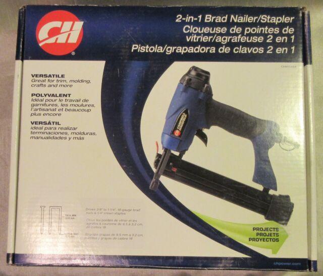 5//8 2 Inch 18 Gauge Air Nailer Brad Nailer Campbell Hausfeld CHN10299AV