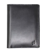 Premium Quality Travel Wallet Leather Passport Boarding Pass Ticket Holder 635