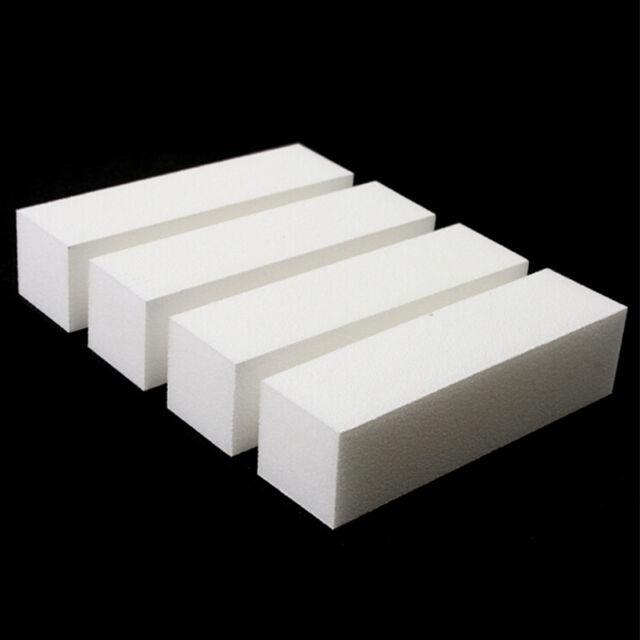 10 Pcs  Nail Art Buffer File Block Pedicure Manicure Buffing Sanding Polish LTUS