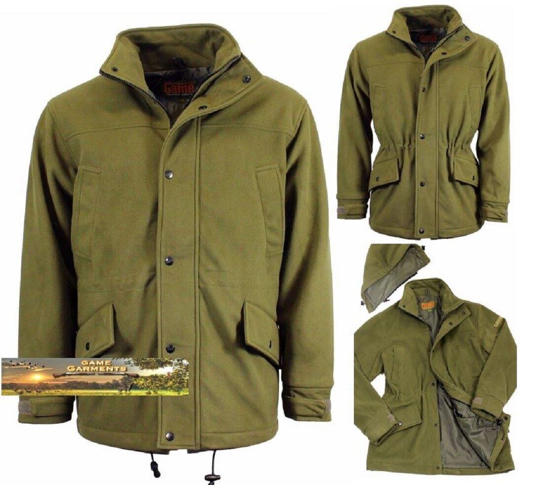 GIOCO Trekker Hunters Giacca verde, Impermeabile & Traspirante ridotto ERA .95