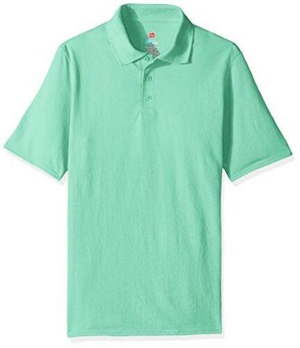 Hanes marque printwear homme à manches courtes X-Temp avec freshiq Polo
