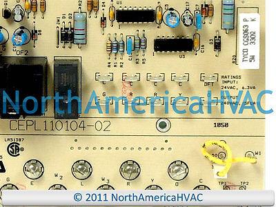 [FPER_4992]  Carrier Bryant Payne Heat Pump Defrost Control Circuit Board HK32FA006 |  eBay | Bryant Defrost Circuit Board Wiring Diagram |  | eBay