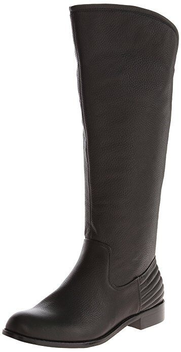 298 sz 7 Splendid Oakville Black Leather Leather Leather Knee High Riding Boots Womens shoes 7b1760