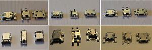 CONNETTORE DI RICARICA PORTA INGRESSO JACK Micro USB dock DATI PER MEDIACOM